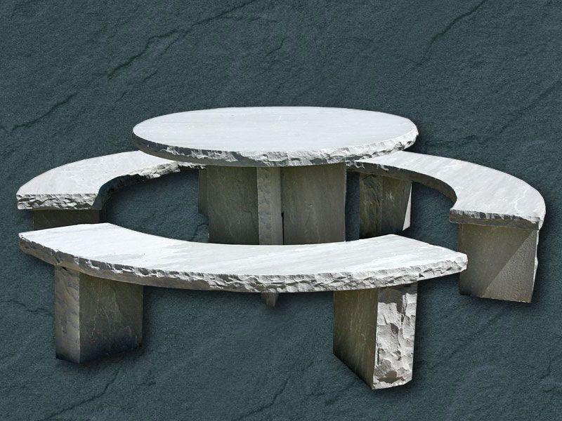 Sitzgarnituren - Keller Natursteine